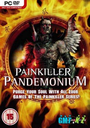 Painkiller: Pandemonium (2011/ENG/Лицензия)
