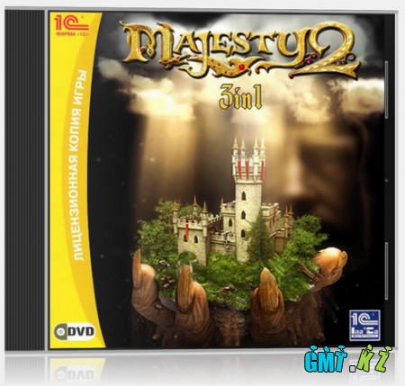 Majesty 2 : Bestseller Edition (2011/Rus/Лицензия)