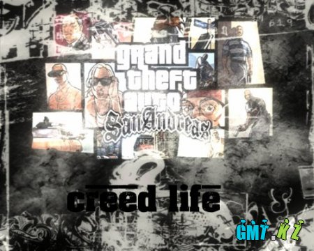 GTA Creed Life 1.1 MP(2011/Rus/Repack)