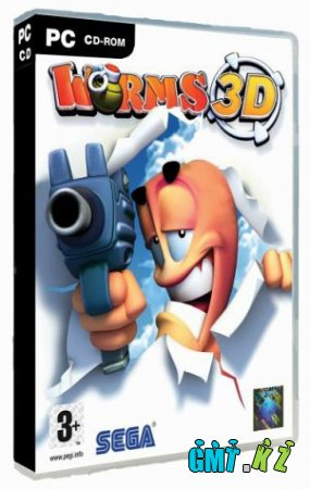 Worms 3D (2009/RUS)