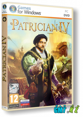 Patrician 4 Conquest by Trade v 1.3 / Патриций 4 (2011/Rus/Repack)