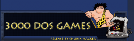 3000 DOS Games (1977-2003/RUS-ENG/Пиратка)