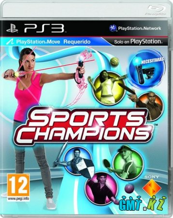 Sports Champion (2010/ENG/FULL)