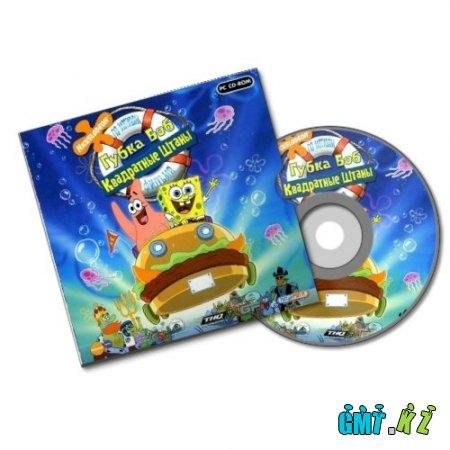 Губка Боб Квадратные штаны / SpongeBob SquarePants (2005/RUS/Лицензия)