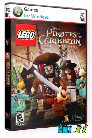 LEGO Пираты Карибского моря / LEGO Pirates Of The Caribbean (2011/RUS/RePack by Fennix)