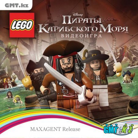 LEGO Pirates of the Caribbean CRACK by SKIDROW (2011/RUS)