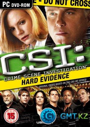 CSI: Crime Scene Investigation Hard Evidence  CSI: ���������� �������������� (2007/Eng+Rus/L)
