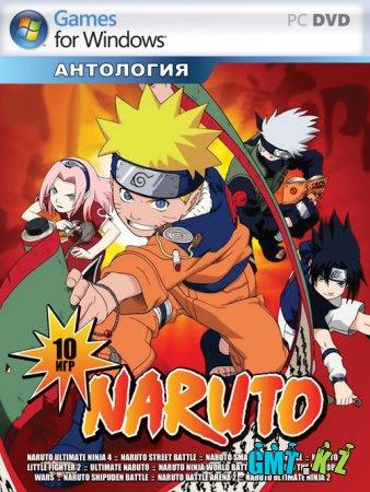Naruto M.U.G.E.N(2009/ENG/Лицензия)