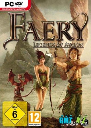 Faery: Legends of Avalon (2011/ENG/Лицензия)