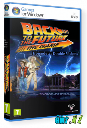 Back to the Future: The Game Quadrilogy (2010-2011/RUS/ENG/RePack от Audioslave)