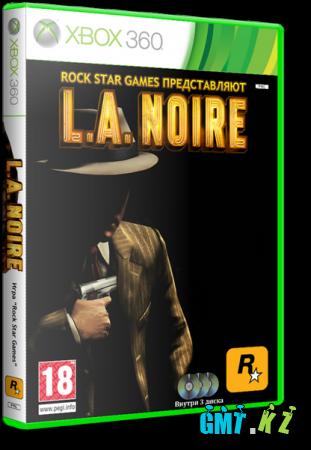 L.A. Noire (2011/ENG/Region Free)