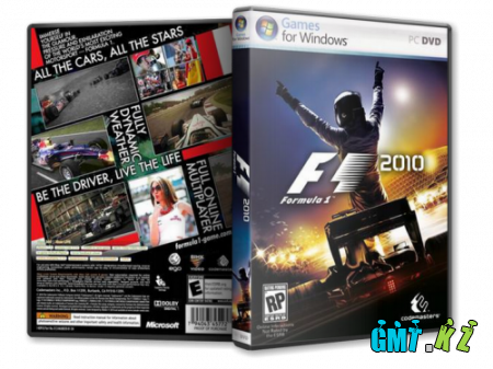 F1 2010 New Season 2011 v.1.01 (2010/RUS/RePack)