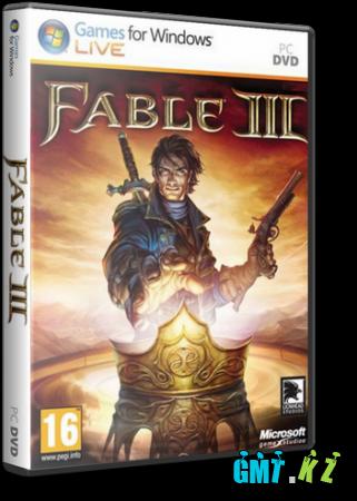 Fable III (SKIDROW) NoDVD