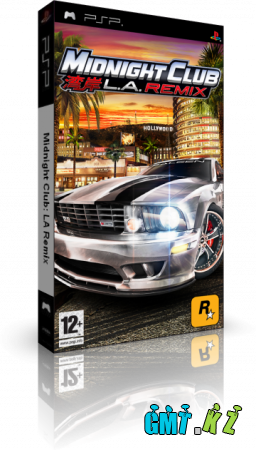 [PSP] Midnight Club 3: DUB Edition [ENG/Racing/2005/Full/ISO]