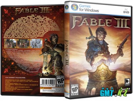 Fable III (2011/Update/1xDVD5/2011/Lossy RePack от z10yded)