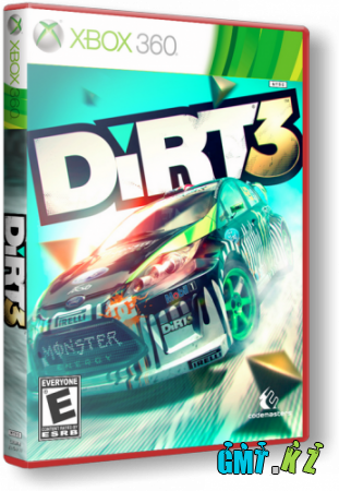 DiRT 3 (2011/Region Free/ENG)