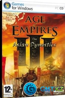 Age of Empires III - Asian Dynasties / Эпоха империй III - Азиатские династии (2007/RUS)