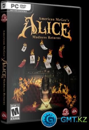 ����������� ��� ���� Alice: Madness Returns