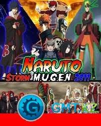 Naruto Storm M.U.G.E.N (2011/ENG)