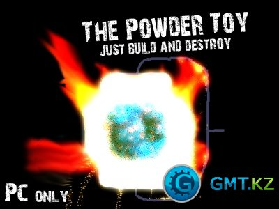 The Powder Toy (2009/Eng/L)