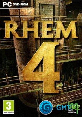 Rhem 4 The Golden Fragments (2010/ENG/лицензия)