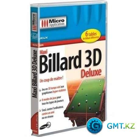 Billard 3D Deluxe (PC/RU/2010)