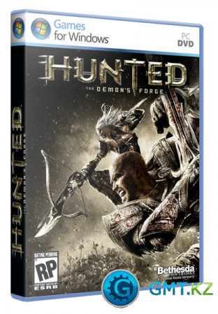 Hunted: The Demon's Forge (2011/RUS/ENG/RePack от R.G. Catalyst)