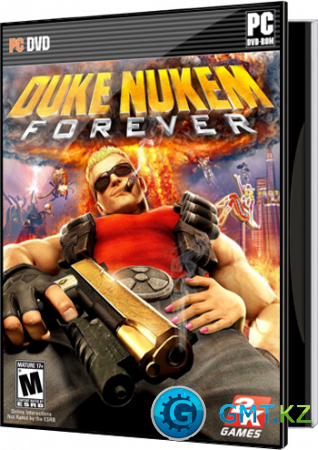 Duke Nukem Forever (2011/RUS/ENG/RePack от R.G. Механики)
