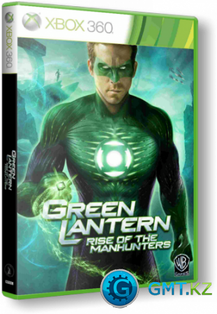 Green Lantern Rise Of The Manhunters (2011/PAL/ENG)
