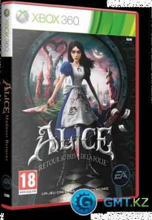 Alice: Madness Returns (2011/RUS/Region Free)