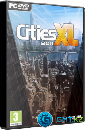 Cities XL 2011 (ENG /RePack by -Ultra-)