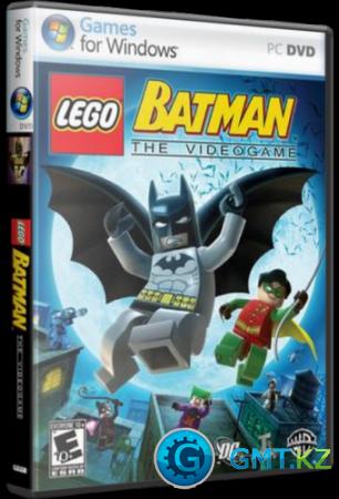 LEGO Batman / Лего Бэтмэн (2008/RUS/ENG)