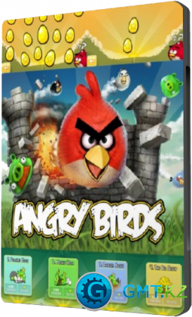Angry Birds (2011/RUS/ENG/Лицензия)