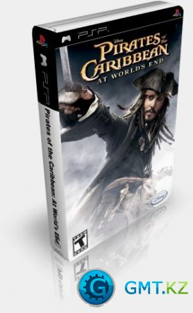 [PSP] Pirates of the Caribbean. At World's End (RUS/Action/2007/FULL/ISO)
