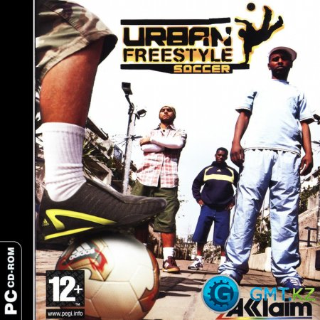 Urban Freestyle Soccer (2004/RUS/� R.G. KRITKA Packers)