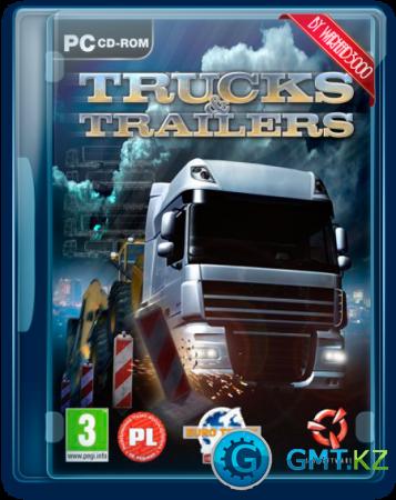 Trucks and Trailers (2011/MULTI11/RUS/Лицензия)