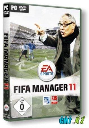 FIFA Manager 11 [2010/Rus/RePack]