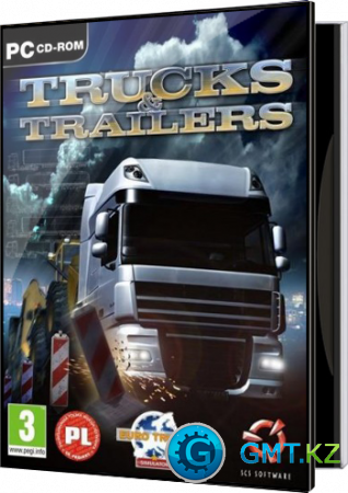 Trucks And Trailers / LKW-Rangier-Simulator (2011/Rus/Repack) от Fenixx