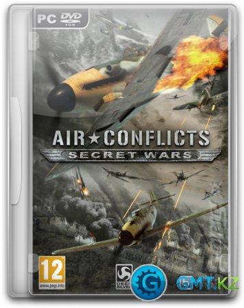 [Русификатор] Air Conflicts.Secret Wars (Любительский) (Текст)