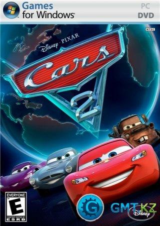 Crack Тачки 2 / Cars 2: The Video Game by AnTuxPucT