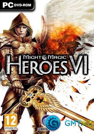 Might & Magic: Heroes VI Crack v.1.2+Update v.1.01+v.1.02 (2011/BETA)
