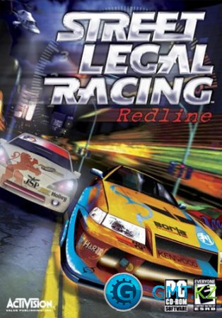 SLRR-Street Legal Racing Redline NF(2010/ENG/RePack)