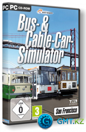 Bus-Tram-CableCar Simulator: San Francisco v.1.0.4 (2011/DEU/L)