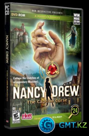 Nancy Drew: The Captive Curse / Нэнси Дрю: Проклятье пленницы (2011/ENG/Лицензия)