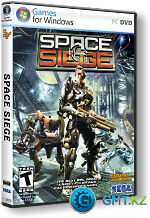 Space Siege (2008/RUS/ENG/RePacked by R.G. Catalyst)