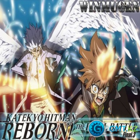 Katekyo Hitman Reborn: The Final Battle M.U.G.E.N 2011 RUS P