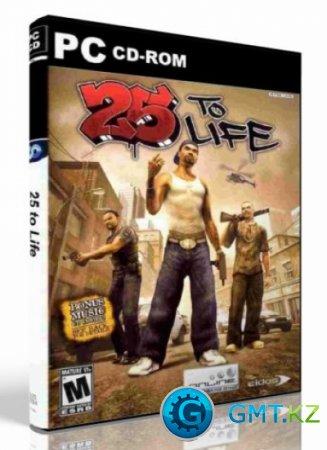 25 to Life (2006/RUS/Repack)