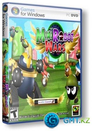 Mini Robot Wars 2011 июль