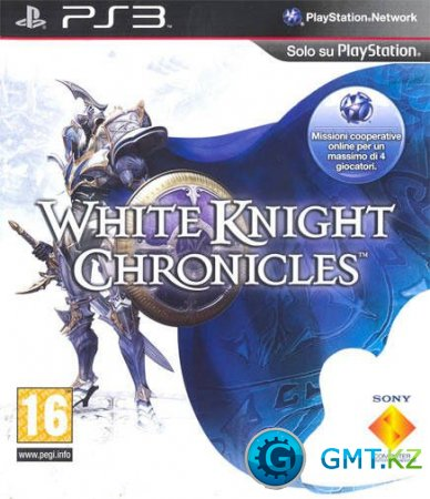 White Knight Chronicles (2010/ENG/Лицензия)