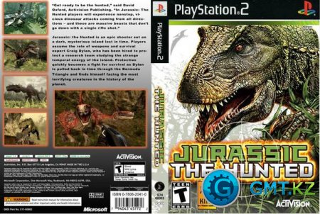 [PS2] Jurassic: The Hunted [PAL/ENG/2009]